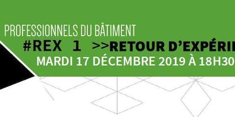 #REX 1 Energie 3D Construction Axe Formation billets