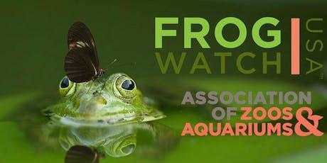 FrogWatch USA Training Workshop tickets