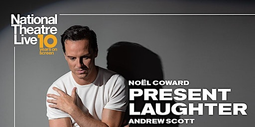 NT Live - Present Laughter