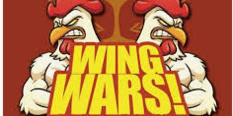 ERN the BURN WING COMPETITION tickets