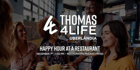 T4L – Happy hour at a restaurant ingressos
