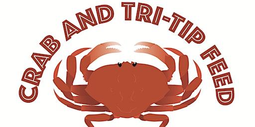 15th Annual Crab & Tri-Tip Feed