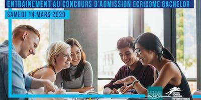 Entraînement au concours d'admission Bachelor IBPM