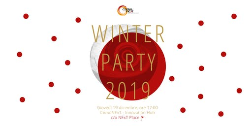 ComoNExT Winter Party 2019