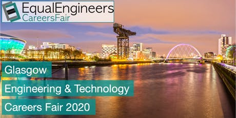 Glasgow Engineering & Tech Careers Fair 2020 tickets