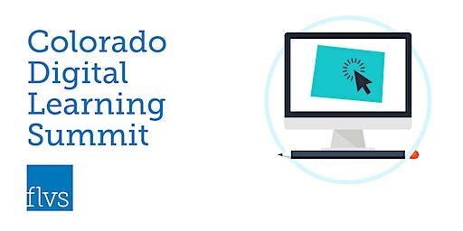 Colorado Digital Learning Summit