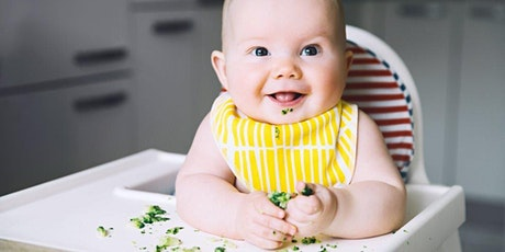 Introduction to Solid Foods, Redbourn, 10:00 - 11:30, 25/03/2020 tickets
