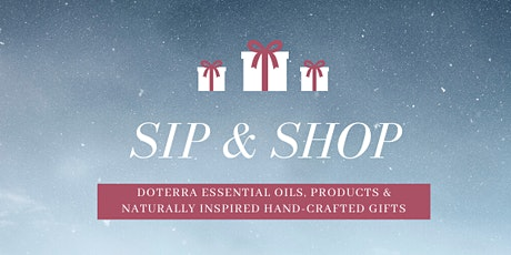 Holiday Sip & Shop with Katie tickets