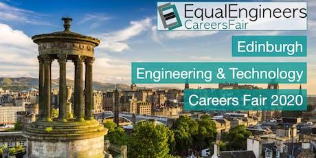 Edinburgh Engineering & Tech Careers Fair 2020 tickets