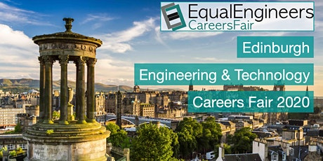 Edinburgh Engineering & Tech Careers Fair 2020 tickets