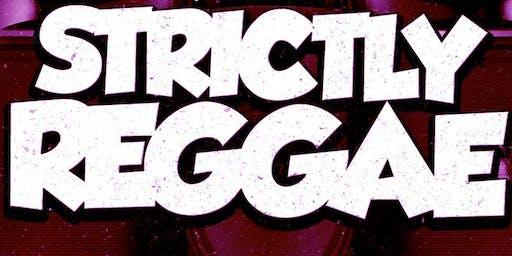 Strictly Reggae