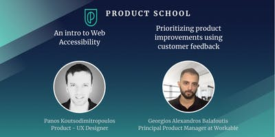 Accessibility & Prioritization by Workable and theUXProdigy PMs