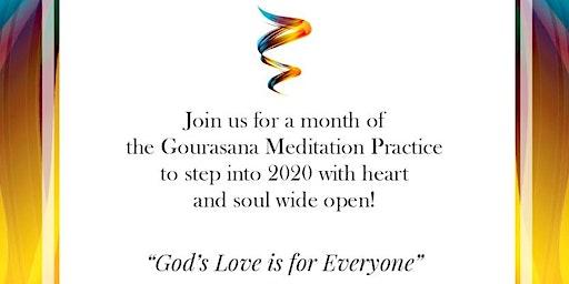 January 2020 Wednesday Evening Meditations