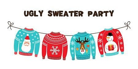 2nd Annual Ugly Sweater/White Elephant Gift Party