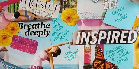 Creating your future: Vision Board Workshop tickets