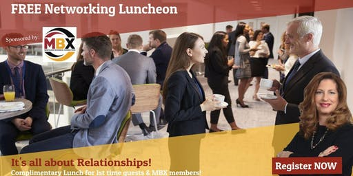 Middle River/White Marsh RT 43 Networking Luncheon
