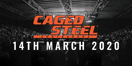 Caged Steel Contenders 2 tickets