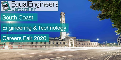 South Coast Engineering & Tech Careers Fair 2020 tickets