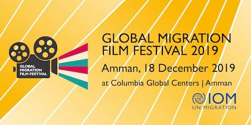 Global Migration Film Festival 2019 in Amman