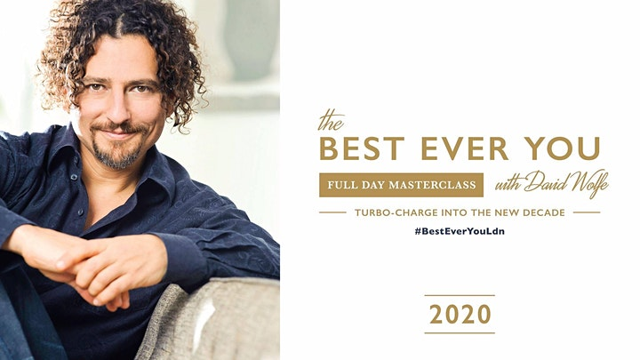The Best Ever You w/ David Wolfe | Wales 2021 image