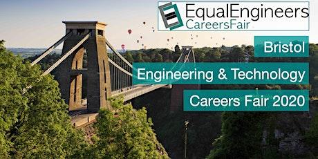 Bristol Engineering & Tech Careers Fair 2020 tickets
