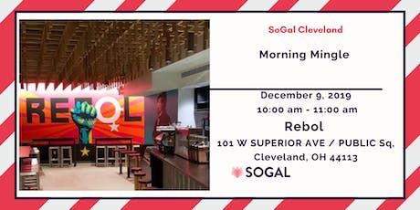 SoGal Cleveland Morning Mingle tickets