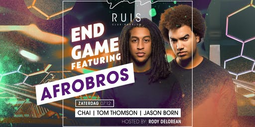 Club Ruis Invites Afrobros