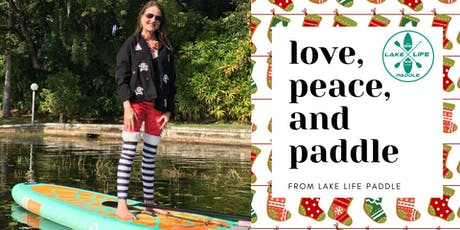 Full Moon Paddle and Holiday Lights Tour tickets