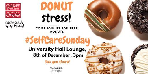 Uni Hall Self-Care Sunday   Dydd Sul Hunanofal Neuadd y Brifysgol