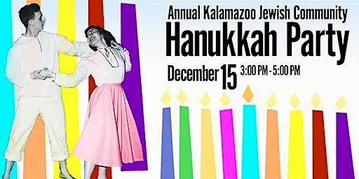 Kalamazoo Jewish Community Hanukkah Party