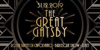 Capodanno a Milano - The Great Gatsby