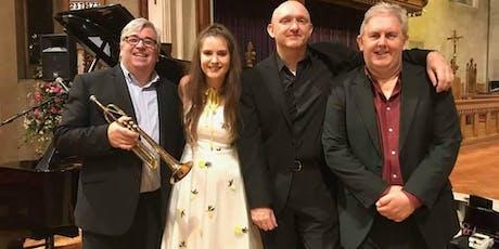 Sarah Meek/Dave Cottle Trio : Louis & Ella Tribute tickets