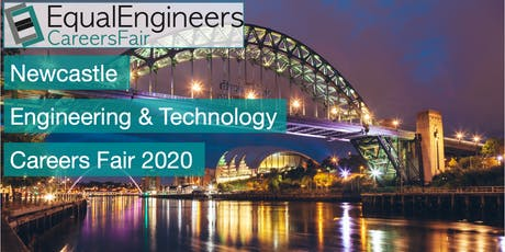 Newcastle Engineering & Tech Careers Fair 2020 tickets