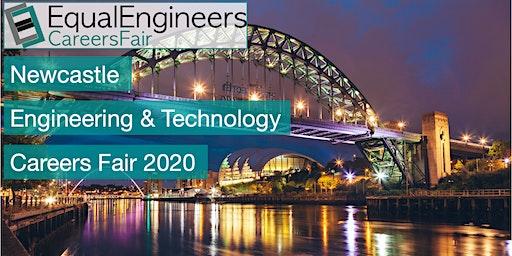 Newcastle Engineering & Tech Careers Fair 2020