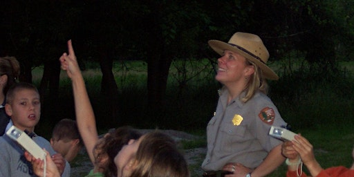 Junior Ranger: Park at Dark