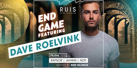 Club Ruis Invites Dave Roelvink tickets