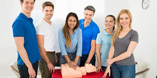 Certified CPR training