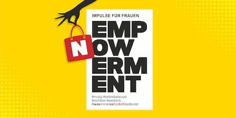 EMPOWERMENT NOW - Impulse für Frauen Tickets
