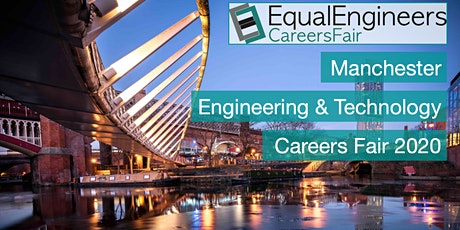 Manchester Engineering & Tech Careers Fair 2020 tickets