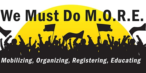 We Must Do M.O.R.E Tour Mass Meeting in Mobile