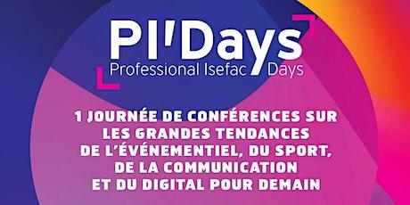 Save the Date: Professional ISEFAC Days de Bordeaux billets