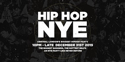 The+Hip+Hop+New+Years+Eve%2C+London