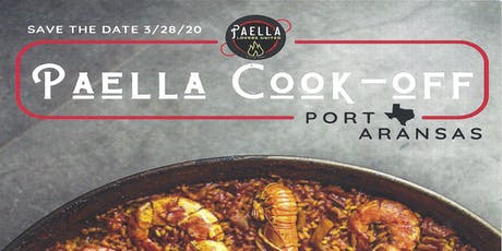 Paella Lovers United / Port Aransas 1st Annual Spring Cookoff tickets