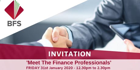 Meet the Finance Professionals tickets