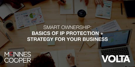 Smart Ownership: Basics of IP Protection and Strategy for Your Business tickets
