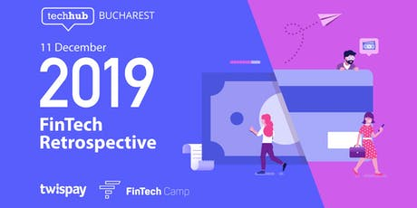 2019: A fintech year in review! tickets