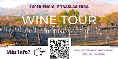 Wine Tour Traslasierra - 11 de enero