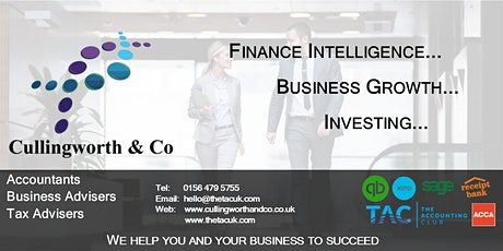 Finance Intelligence, Business Growth and Investing Skills and Tools tickets
