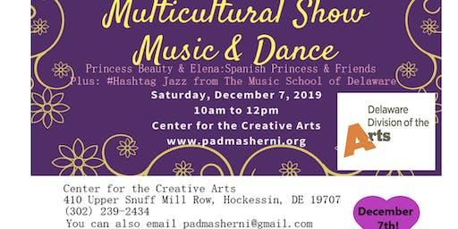 Padma Sherni Princesses & Friends Music, Storytime, Photos & more!