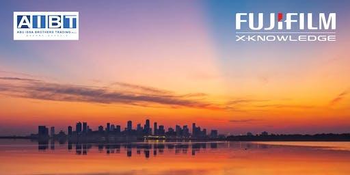 FUJIFILM SUNRISE PHOTOWALK WITH MUSTAFA BASTAKI AT NURANA ISLAND